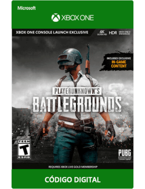 PUBG-Xbox-One-Codigo-25-Digitos