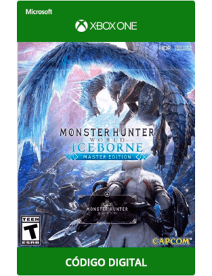 Monster-Hunter-World-Iceborne-Xbox-One-Codigo-25-Digitos
