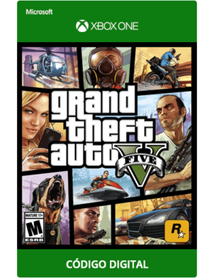 GTA-V-Xbox-One-Codigo-25-digitos