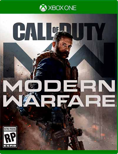 Call Of Duty Modern Warfare Mídia Digital