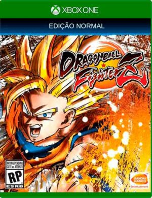 Dragon Ball FighterZ Xbox One Mídia Digital