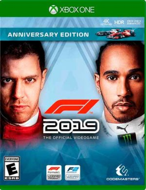 F1 2019 Mídia Digital Xbox One