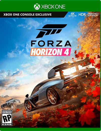 Forza Horizon 4 Mídia Digital