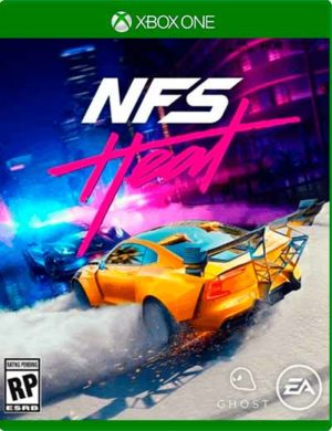 Need For Speed Heat Xbox One Mídia Digital