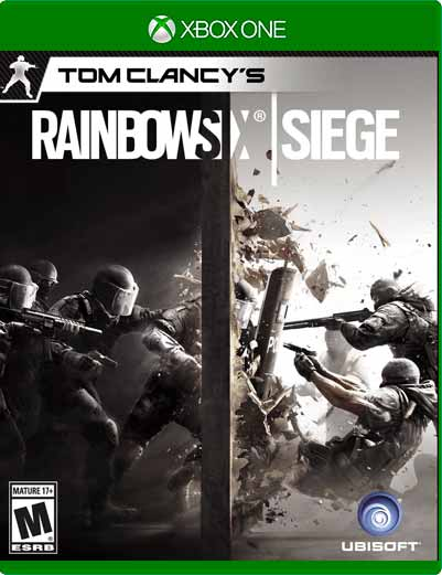 Rainbow Six Siege Xbox One Mídia Digital