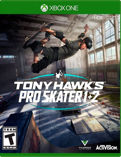 Tony-Hawk's-Pro-Skater-1-+-2-Xbox-One-Mídia-Digital
